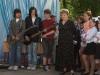 Праздник в московской частной школе