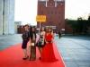 Выпускники в московской частной школе