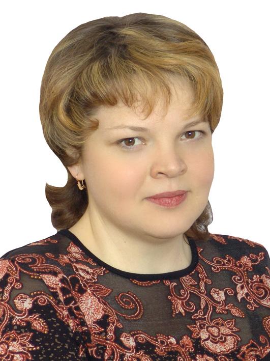 Конышева Ирина Викторовна вторая категория