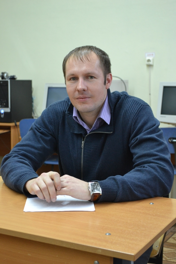 Прохоров А.В. учитель информатики Наши преподаватели