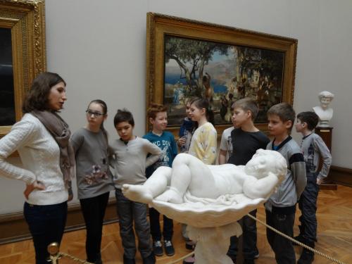 DSC01033 1 500x375 Экскурсия в Третьяковской галерее