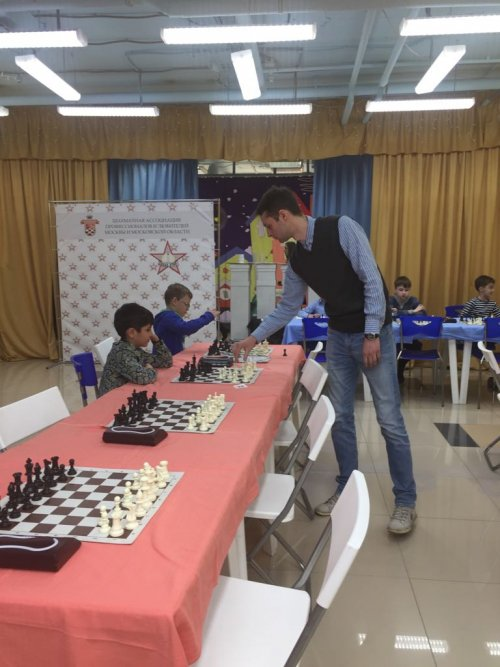IMG 20170519 WA0000 500x667 1 место на шахматном турнире