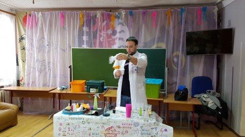 IMG 20180312 WA0013 500x281 Весёлый день рождения ученицы 2 кл Юлии Гапонюк