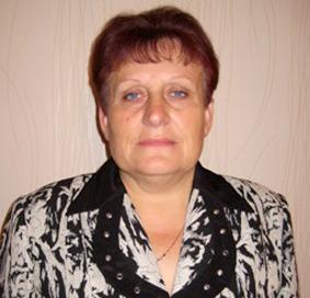 Меньшова Любовь Николаевна